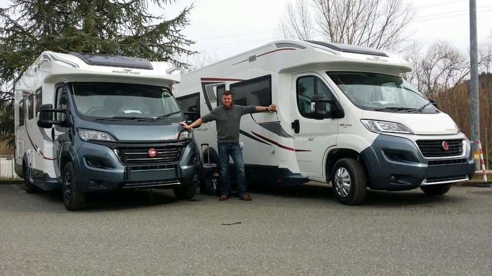 Italian Road Trip: Picking Up 2 New Vans!