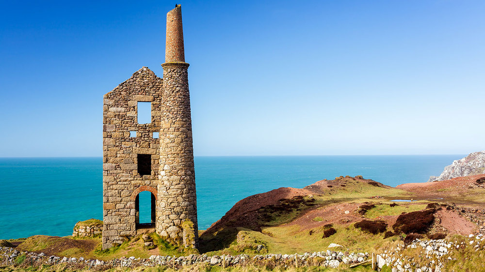The perfect Poldark road trip
