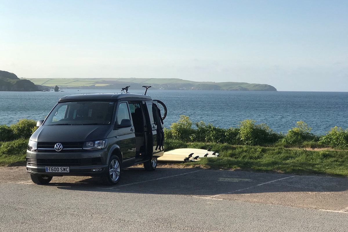 33144e9aea52f0 We offer dog-friendly campervan hire for just £20 extra per booking and  with a variety of vans available
